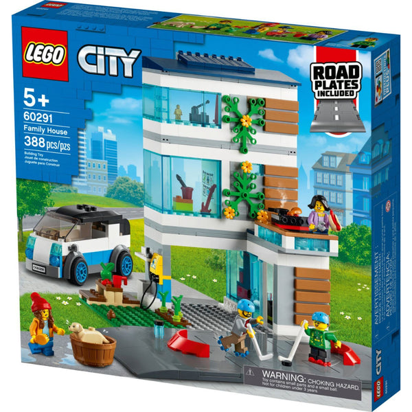 LEGO City Family House 60291 canada ontario