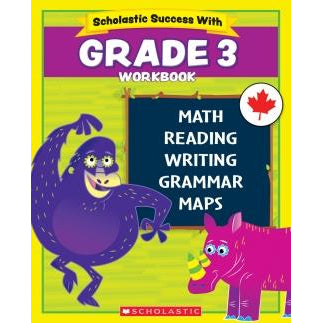 Scholastic Success with Grade Three