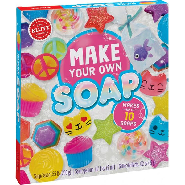 Klutz Make Your Own Soap