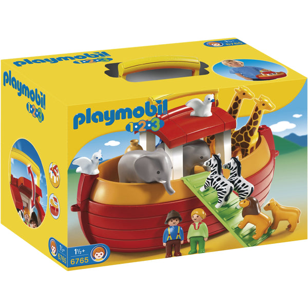 Playmobil 123 My Take Along Noah's Ark