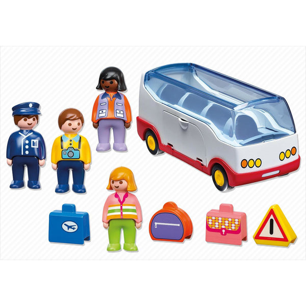 Playmobil 123 Airport Shuttle Bus 6773 canada