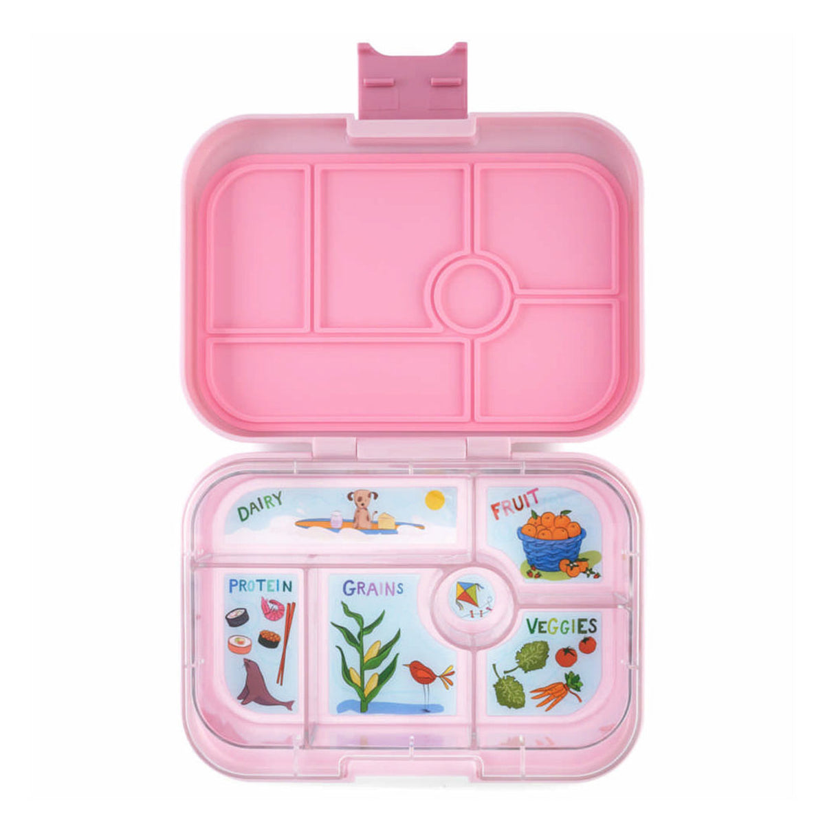 Yumbox Original 6 Compartment Hollywood Pink canada ontario