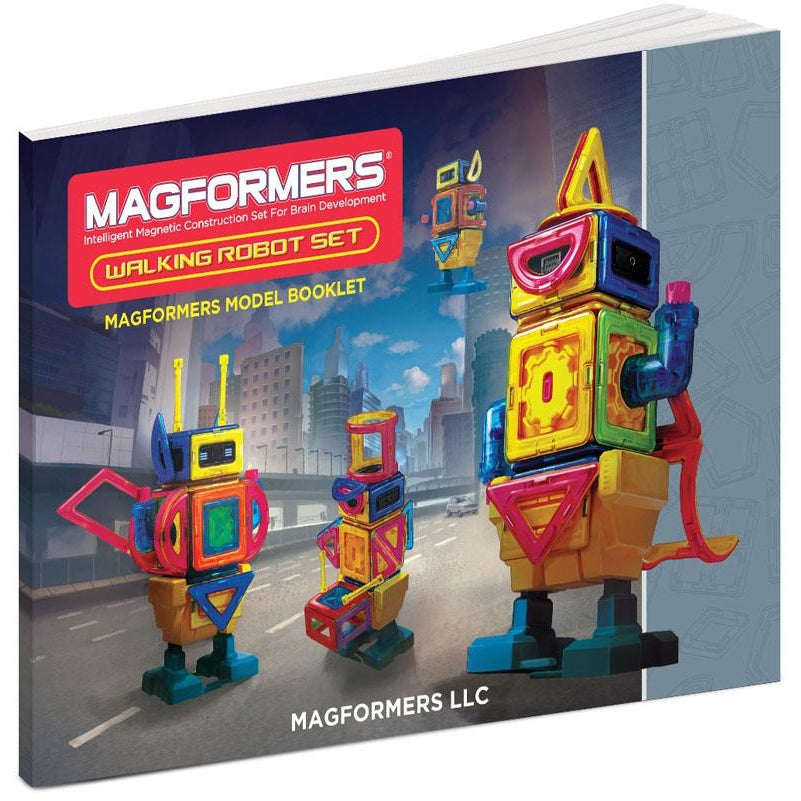 Magformers Walking Robot 45 Piece Set