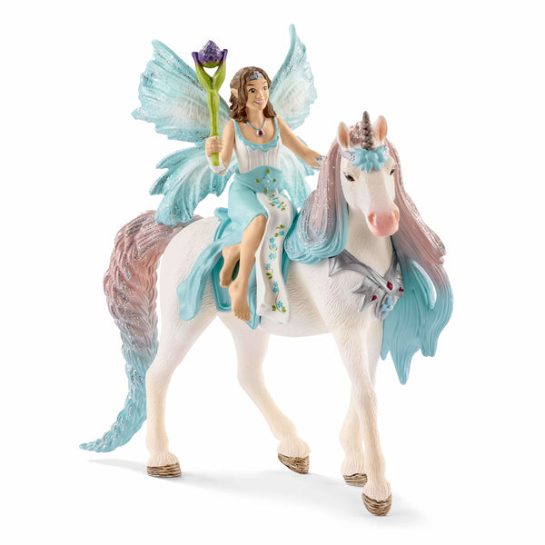 Schleich Bayala Fairy Eyela with Princess Unicorn 70569 canada ontario