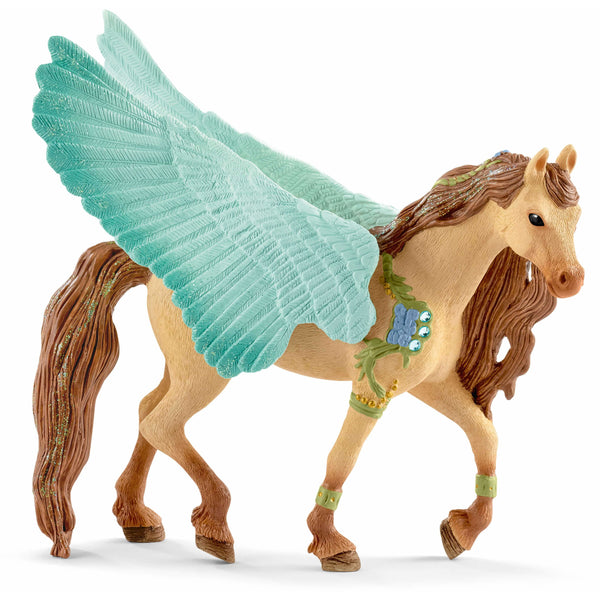 Schleich Bayala Pegasus Stallion decorated 70574 canada