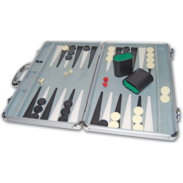 Backgammon with Aluminum Case cardinal games canada ontario kingston