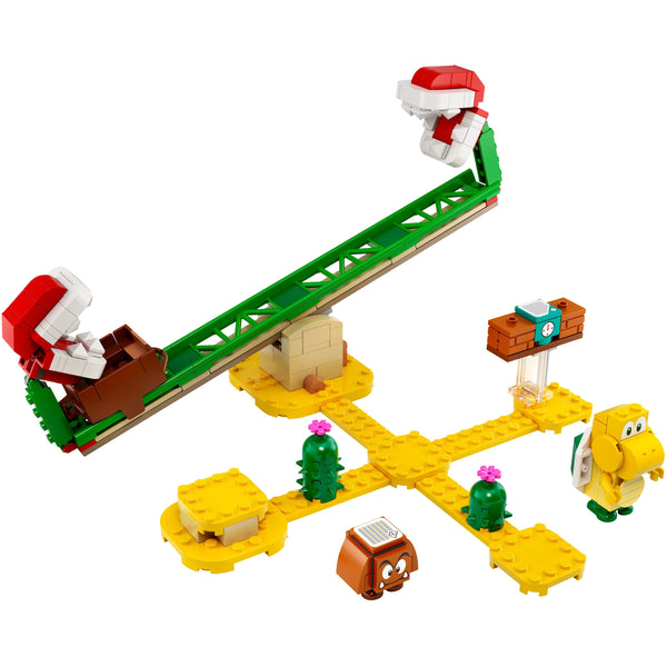 LEGO Super Mario Piranha Plant Power Slide Expansion Set 71365 canada ontario