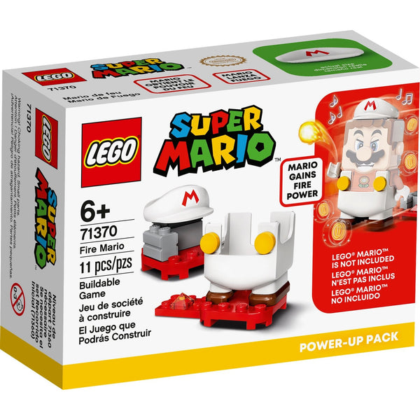LEGO Super Mario Fire Mario Power-Up Pack 71370 canada ontario