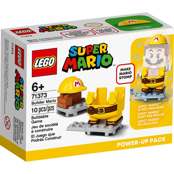 LEGO Super Mario Builder Mario Power-Up Pack 71373 canada ontario