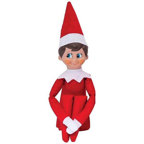 The Elf on the Shelf Boy French
