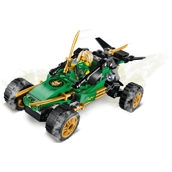 LEGO Ninjago Jungle Raider 71700 green lloyd canada ontario