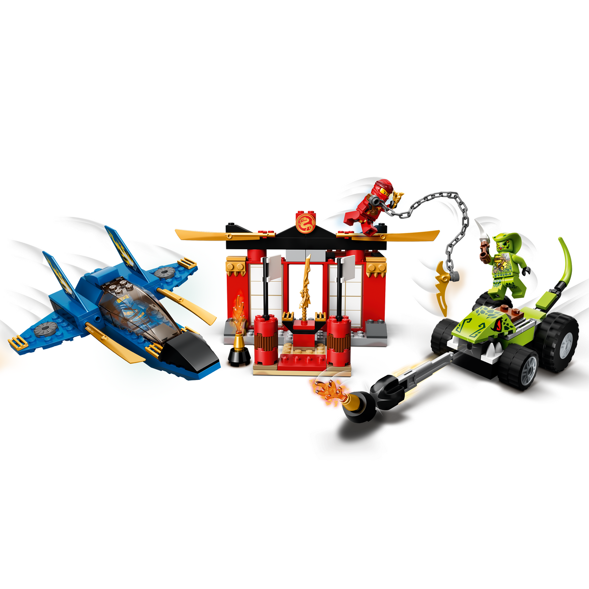 LEGO Ninjago Storm Fighter Battle 71703 canada ontario