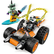 LEGO Ninjago Cole's Speeder Car
