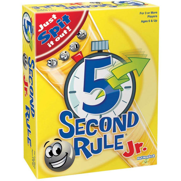 5 Second Rule Junior canada