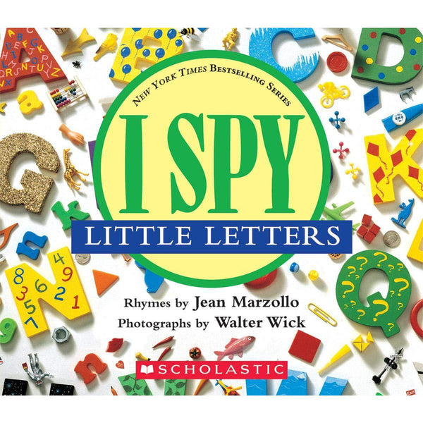 I Spy Little Letters Board Book canada ontario