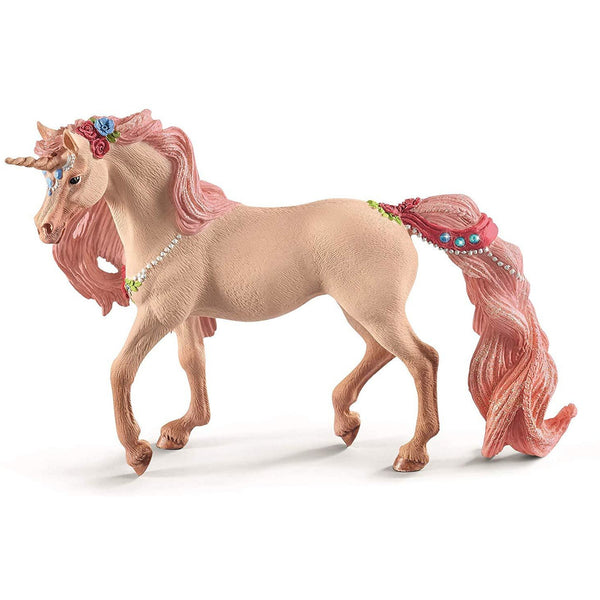Schleich Bayala Decorated Unicorn Mare 70575 canada ontario