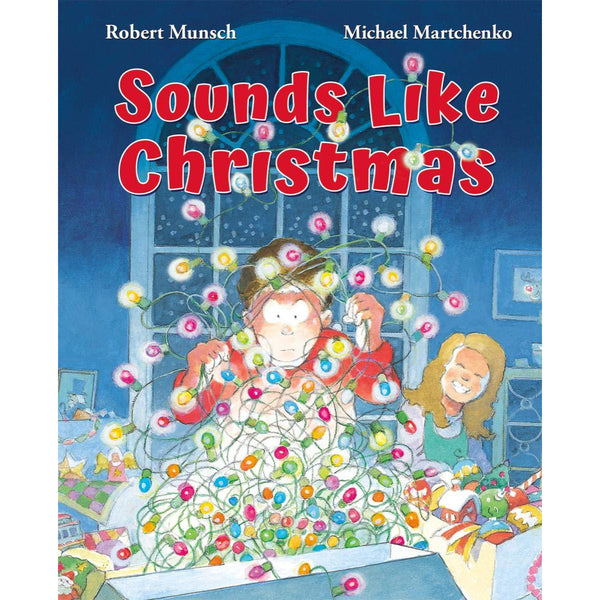 Sounds Like Christmas Book robert munsch