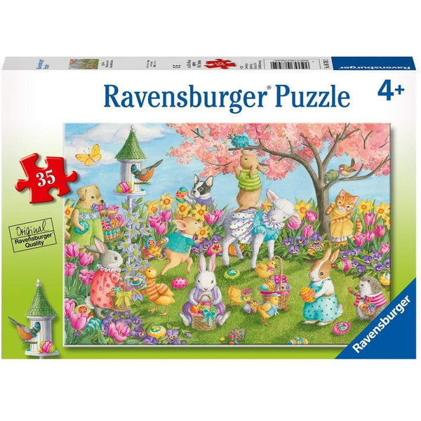 Ravensburger 35 Piece Puzzle Egg Hunt