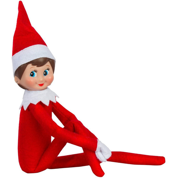 The Elf on the Shelf Girl