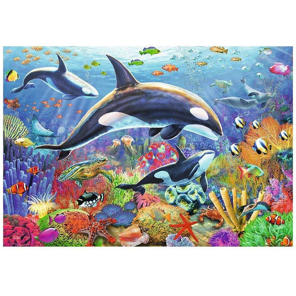 Ravensburger 2x24 Piece Puzzle Underwater Beauty