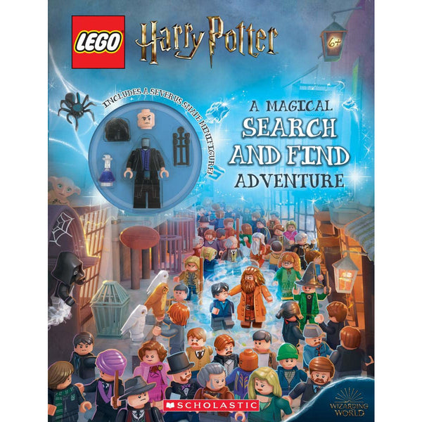 LEGO Harry Potter: A Magical Search and Find Adventure canada ontario
