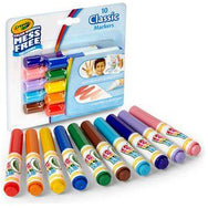 Crayola Colour Wonder Classic Mini Markers 10 Pack