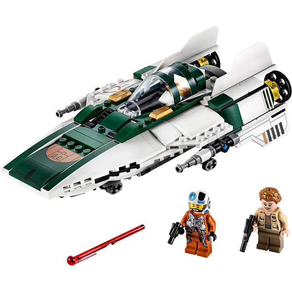 LEGO Star Wars Resistance A-Wing Starfighter V39 75248 canada ontario
