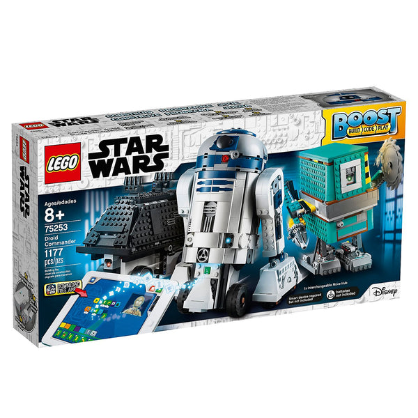 LEGO Star Wars BOOST Droid Commander 75253 canada ontario robot stem steam stream