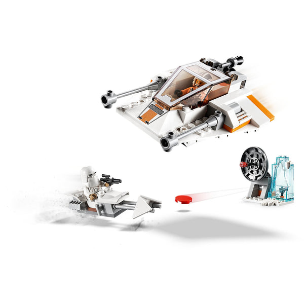 LEGO Star Wars Snowspeeder 75268 canada ontario new 2020 echo base snowtrooper wedge antilles