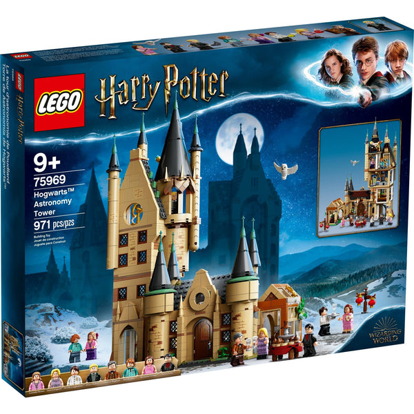 LEGO Harry Potter Hogwarts Astronomy Tower 75969 canada ontario kingston draco ron hermione neville