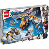 LEGO Marvel Super Heroes Avengers Hulk Helicopter Rescue 76144 canada ontario leviathan pepper pots black widow