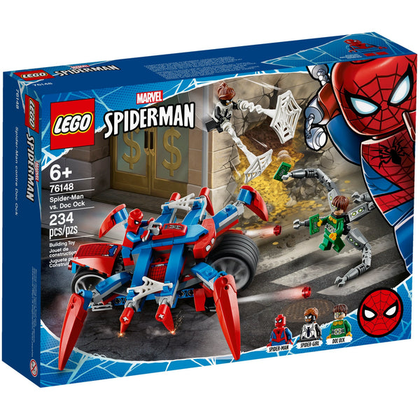 LEGO Marvel Super Heroes Spider-Man vs. Dock Ock 76148 canada ontario