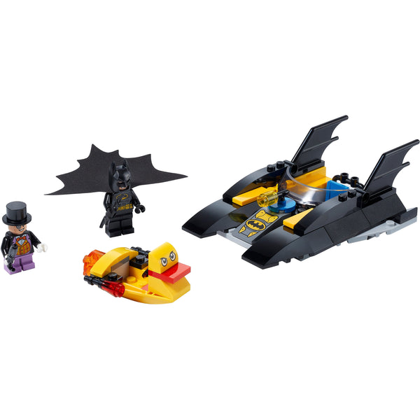 LEGO Super Heroes Batman Batboat The Penguin Pursuit! 76158 canada ontario
