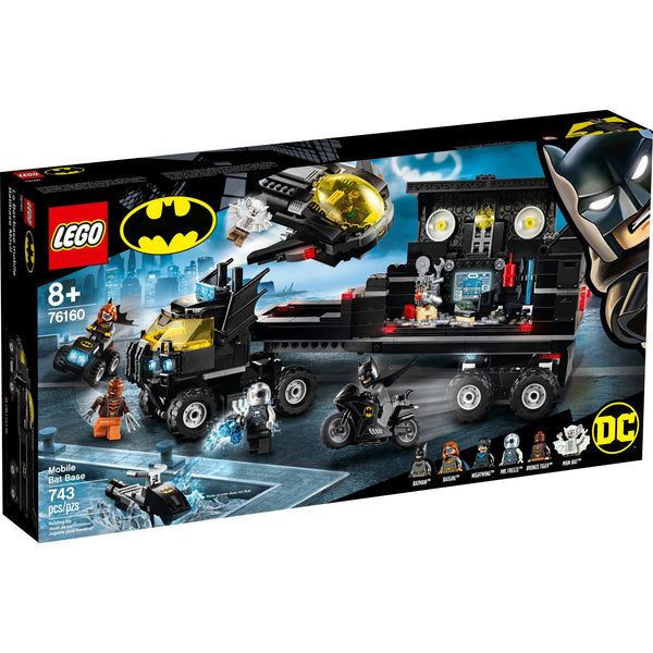 LEGO Super Heroes DC Mobile Bat Base 76160 canada ontario