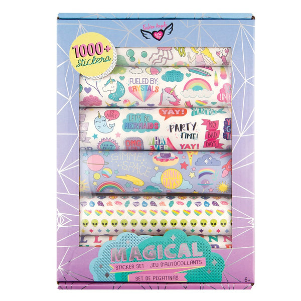 Fashion Angels 1000+ Magical Sticker Set 77372 canada ontario