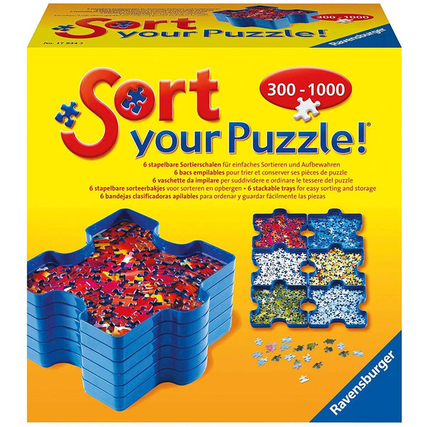 Ravensburger Sort Your Puzzle canada puzzles ontario