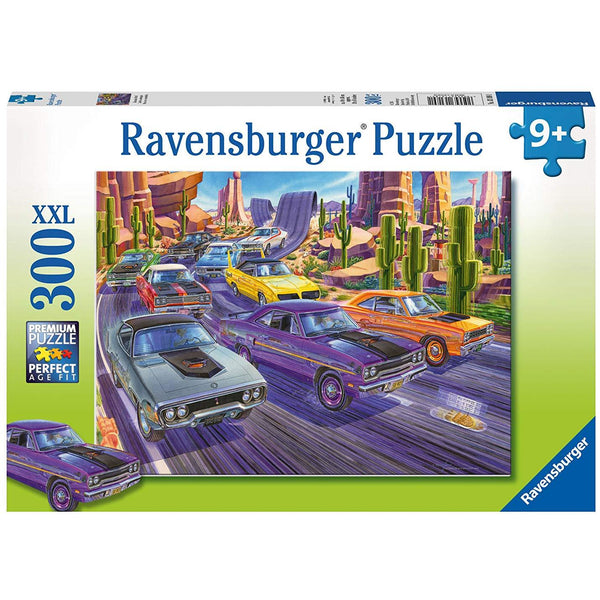 Ravensburger 300 Piece Puzzle Mountain Duel