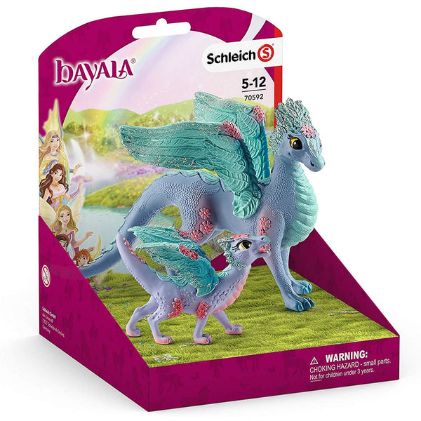 Schleich Bayala Flower Dragon and Child 70592 canada ontario