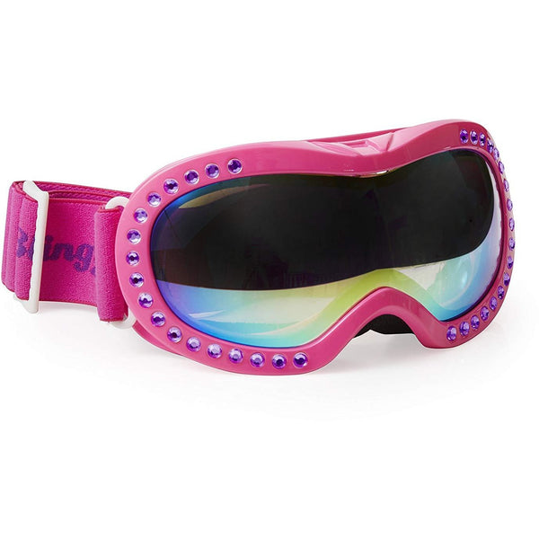 Bling2o Ski Goggles Pink Diamond Trail