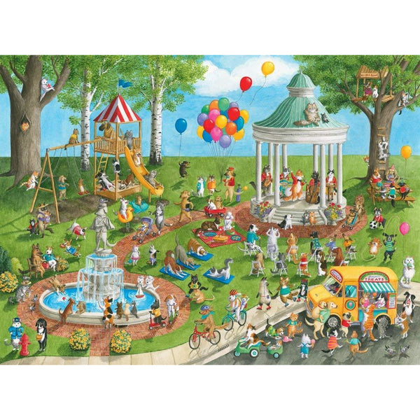 Ravensburger 300 Piece Puzzle Dog Park