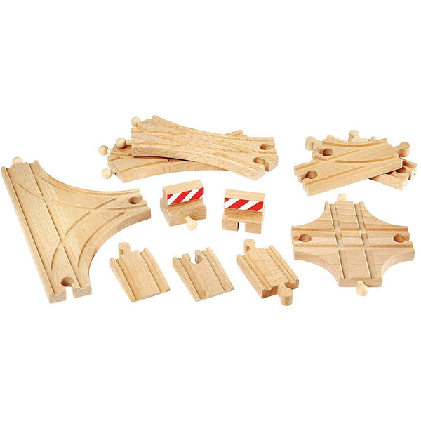 t-switch short curve switches cross-track switch ramp brio advanced track expansion pack 33307 canada ontario