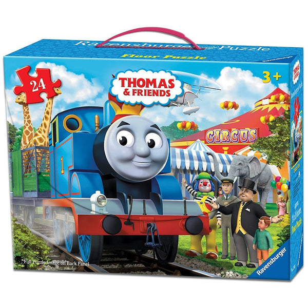 Ravensburger 24 Piece Floor Puzzle Thomas the Tank Engine Circus Fun 05387 canada ontario