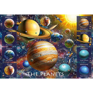 Ravensburger 100 Piece Puzzle The Planets