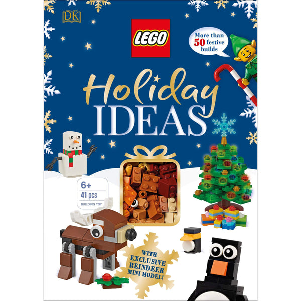 LEGO Holiday Ideas canada ontario activity book