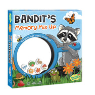 Peaceable Kingdom Bandit's Memory Mix Up canada ontario