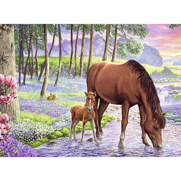 Ravensburger 300 Piece Puzzle Serene Sunset