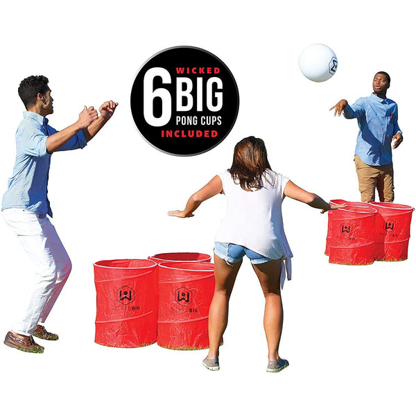 Wicked Big Sports Supersize Backyard Pong canada ontario