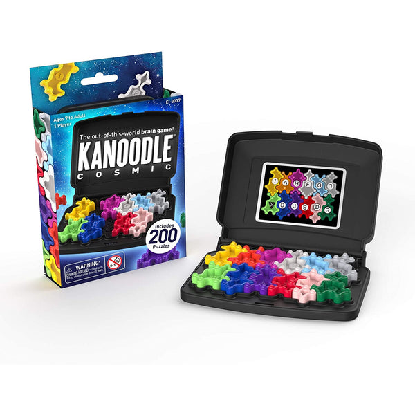 Educational Insights Kanoodle Cosmic 3037 canada ontario brain teaser puzzle