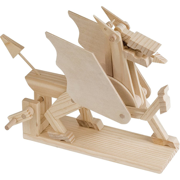 Timberkits Dragon Wooden Model Craft Kit canada ontario toy
