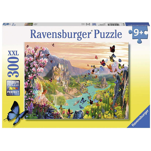 Ravensburger 300 Piece Puzzle Fairy Valley